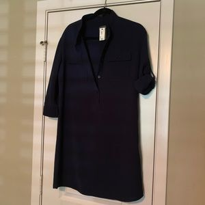Limited - Navy Blue Dress! New with tags